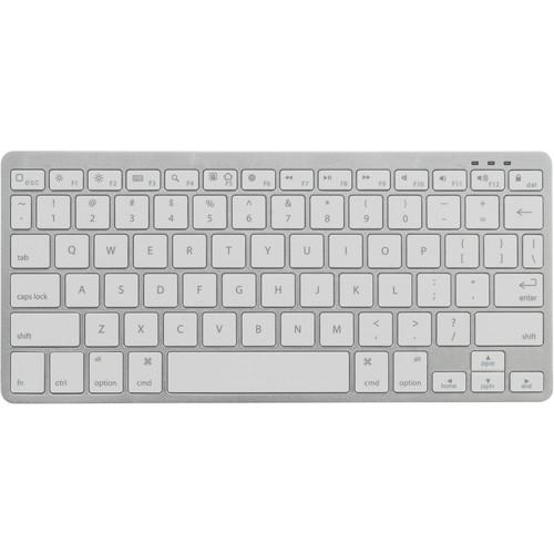 Chester Creek TrekKeys Wireless Bluetooth Keyboard (Silver) TRY