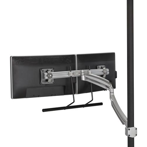 Chief Kontour K1P Dynamic Pole Mount with Dual Monitor K1P22HS
