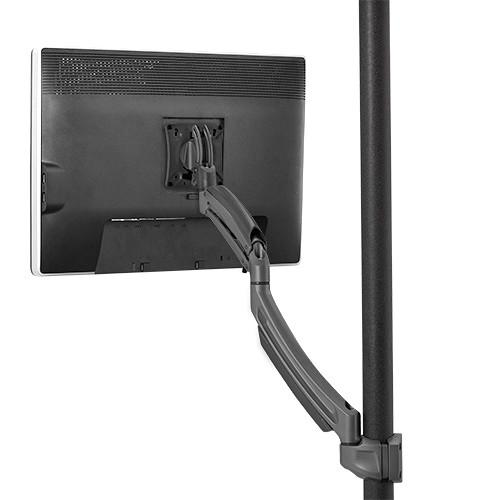 Chief Kontour K1P Dynamic Pole Single Monitor Mount K1P120B