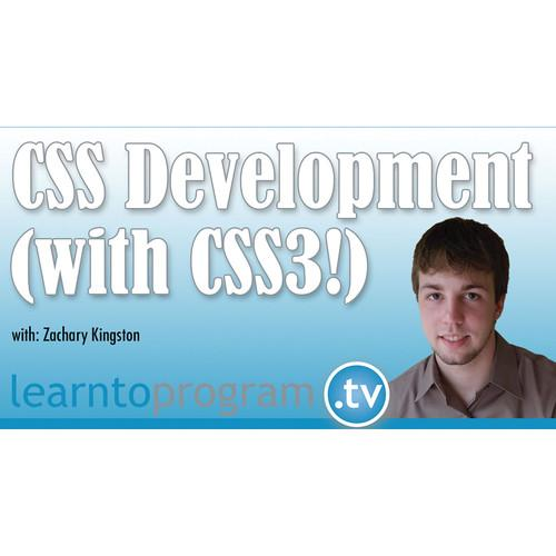 Class on Demand Video Download: CSS L2P_CSS34BEGINNERS