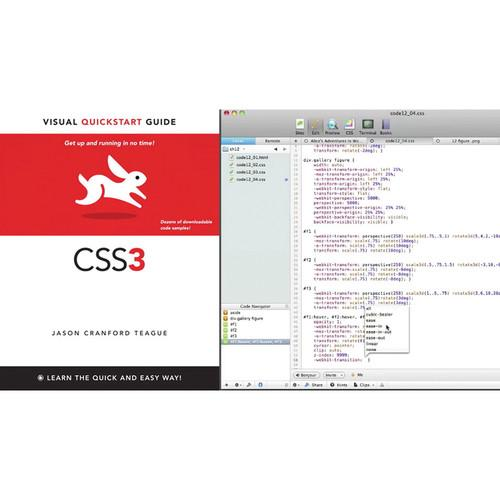 Class on Demand Video Download: CSS3: Video 9780132693622