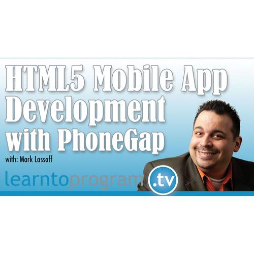 Class on Demand Video Download: HTML5 Mobile L2P_HTML5PHONEGAP