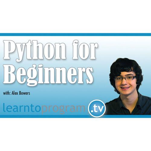 Class on Demand Video Download: Python L2P_PYTHON4BEGINNERS