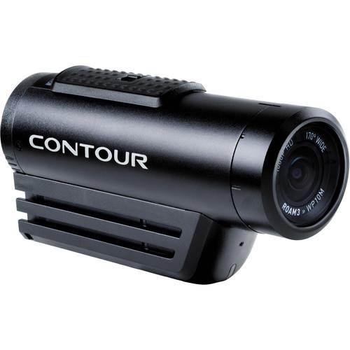 Contour  ContourROAM3 Action Camera (Black) 1901
