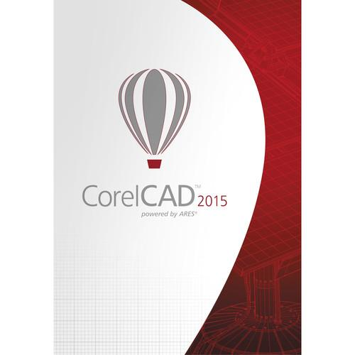 Corel CorelCAD 2015 for Windows & Mac ESDCCAD2015MLAM