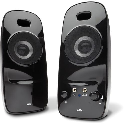 Cyber Acoustics CA-2026 5W Powered Speaker System CA-2026