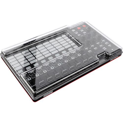 Decksaver Smoked/Clear Cover for Akai Pro APC 40 DS-PC-APC40MKII