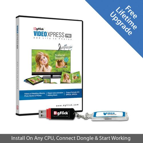 DgFlick  Video Xpress PRO (DVD-ROM) VX