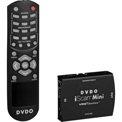 DVDO iScan Mini 4K Ultra HD Video Processor DVDO-4KSVP