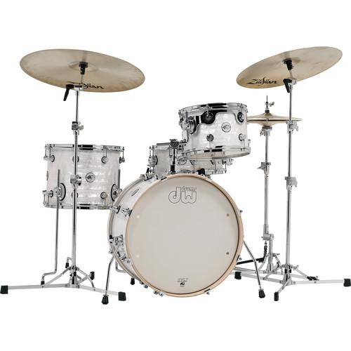 DW DRUMS Design Series Frequent Flyer Drum Kit DDFP2004WO