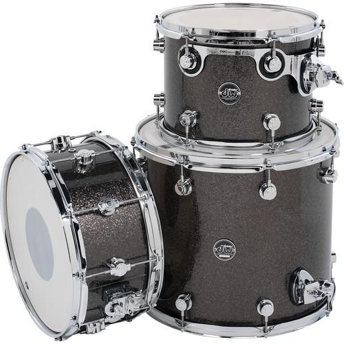DW DRUMS Performance Series 3-Piece Tom/Snare Drum DRPFTMPK03PS