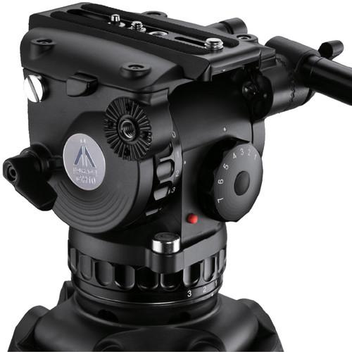 E-Image  GH10L 100mm Pro Fluid Video Head GH10L