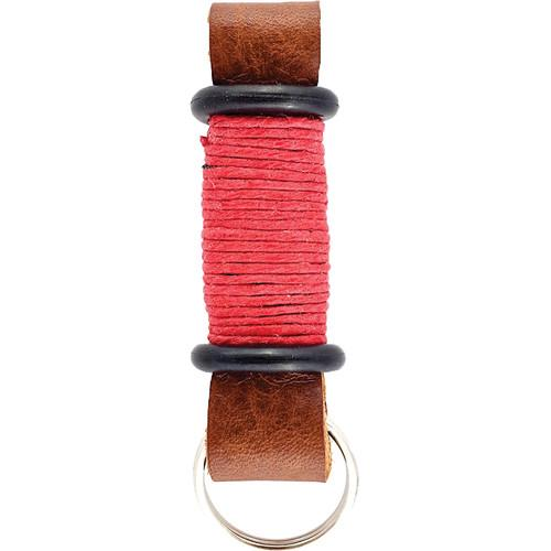 E3Supply  Moto Keychain (Brown / Red) MKBRRD00