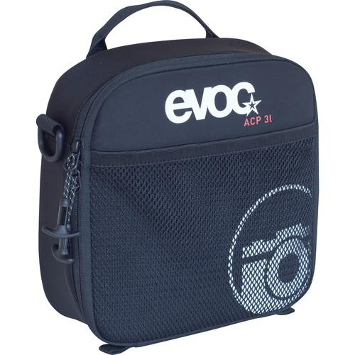 Evoc Action Camera Pack - 3 Liter (Black) EVCBA-3LBK