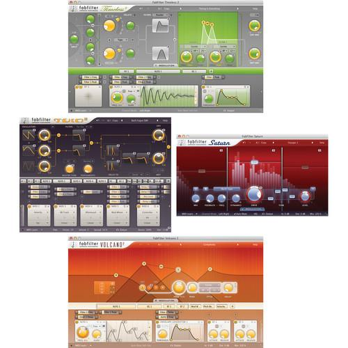 FabFilter  Creative Bundle 11-30169