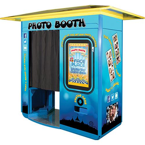 FACEPLACE  Theme Park Edition Photo Booth FP2060
