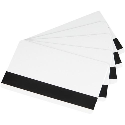 Fargo CR-80 UltraCard PVC Cards with High-Coercivity 81751