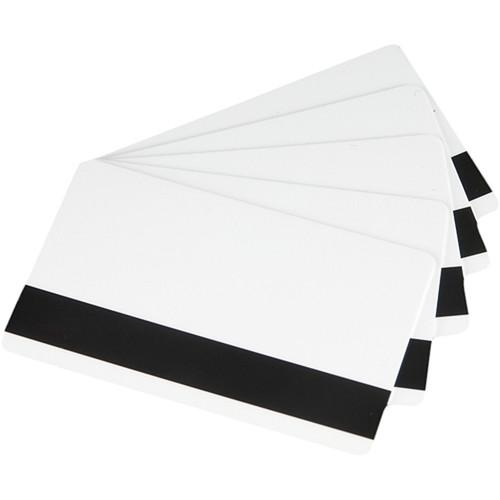 Fargo CR-80 UltraCard PVC Cards with Low-Coercivity 81750A