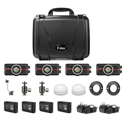 Fiilex  M421 Go4 Lighting Kit FLXM421