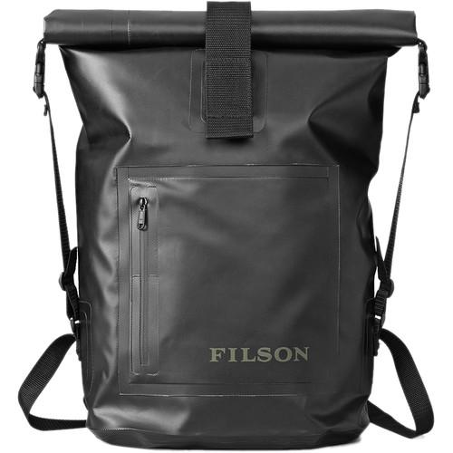 Filson Co  Dry Duffle Backpack 70159-BL