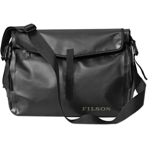 Filson Co  Dry Messenger Bag 70157-BL