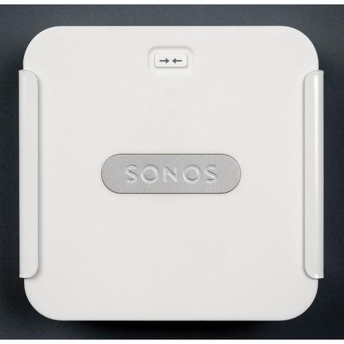 FLEXSON Wall Mount for Sonos Bridge (White) FLXBRIDGEW