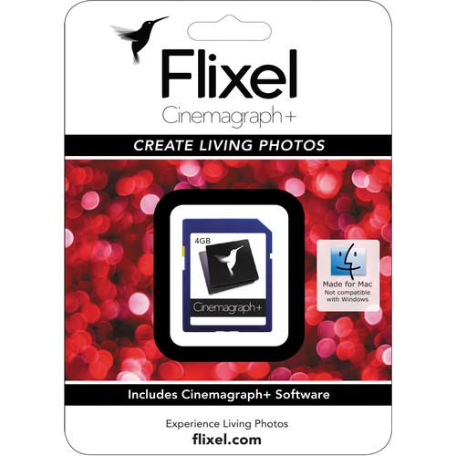Flixel Cinemagraph  for Mac (Memory Card) CINPLUS1-SD