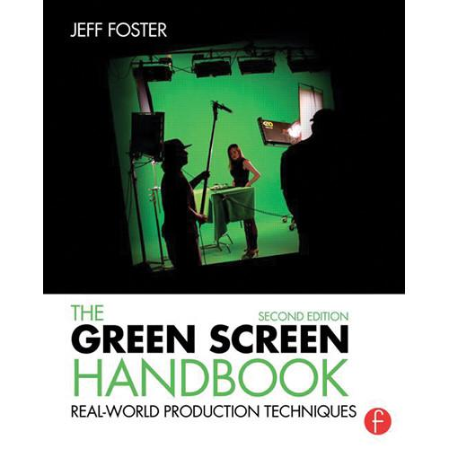 Focal Press Book: The Green Screen Handbook / 9781138780330