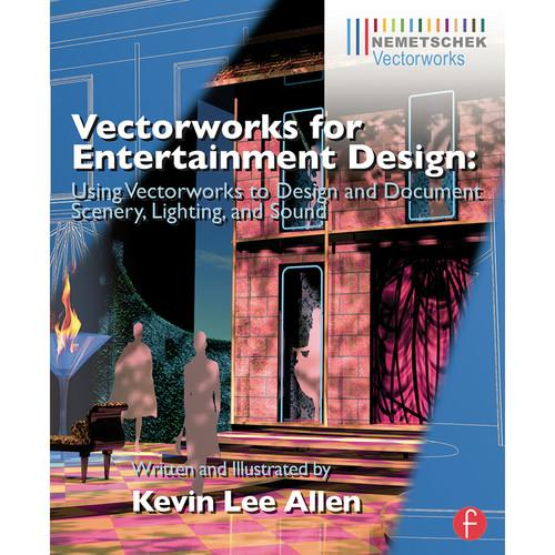 Focal Press Book: Vectorworks for Entertainment 80415736139