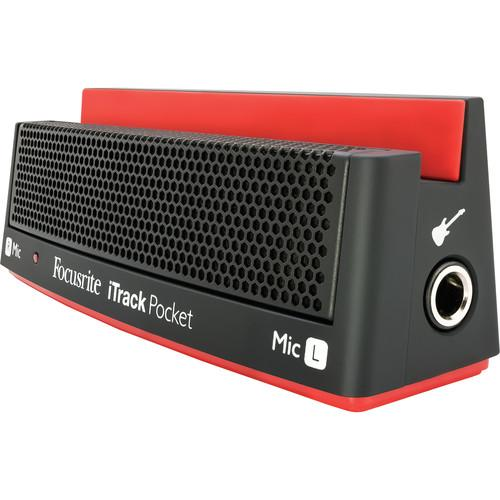 Focusrite iTrack Pocket iPhone Video and Audio ITRACK-POCKET