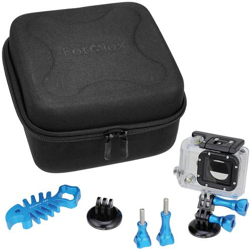 FotodioX GoTough CamCase Double Kit for GoPro HERO1, GT-KITX2-B