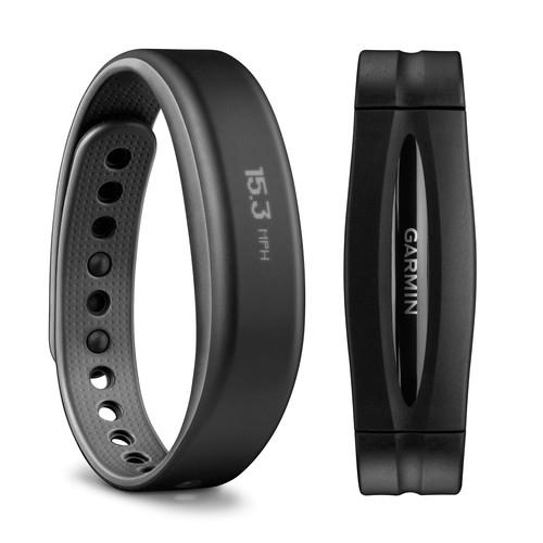 Garmin vivosmart Activity Tracker Bundle 010-01317-55