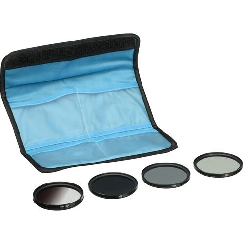 General Brand 62mm 5-Piece Neutral Density Filter Kit GBNDFK62