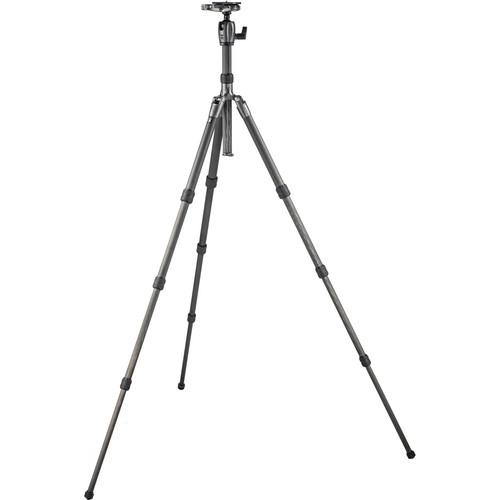 Gitzo Series 2 GK2580TQD Traveler Carbon Fiber Tripod with Ball