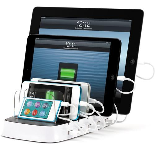 Griffin Technology PowerDock 5 Charging Station NA38838-2