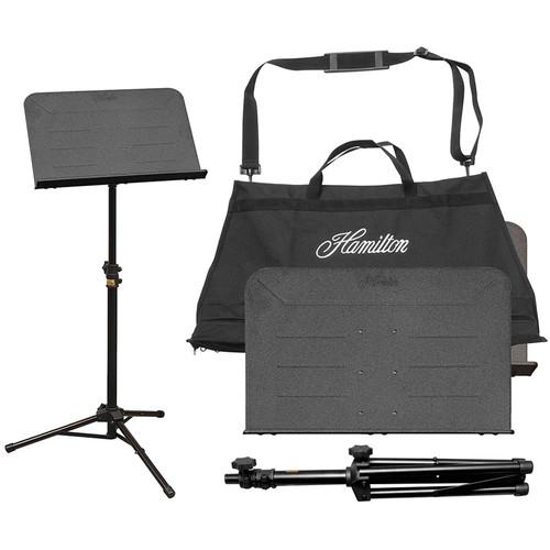 Hamilton Stands KB90 Traveler II Portable Music Stand KB90