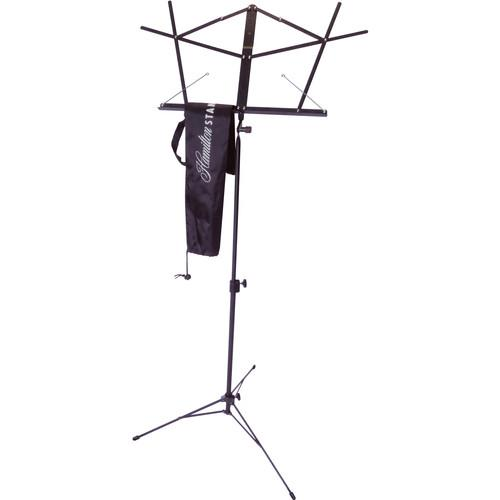 Hamilton Stands KB900 Deluxe Folding Sheet Music Stand KB900B