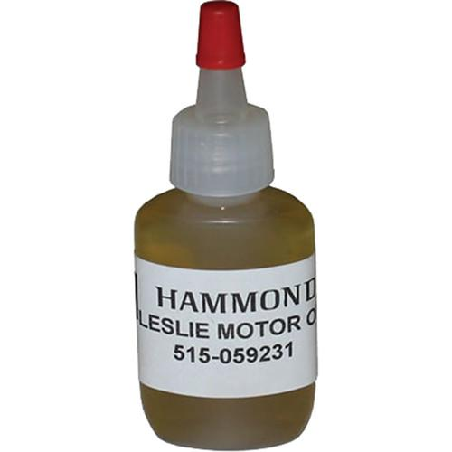 Hammond  Leslie Oil -1 OZ Bottle 007-515-059231-A