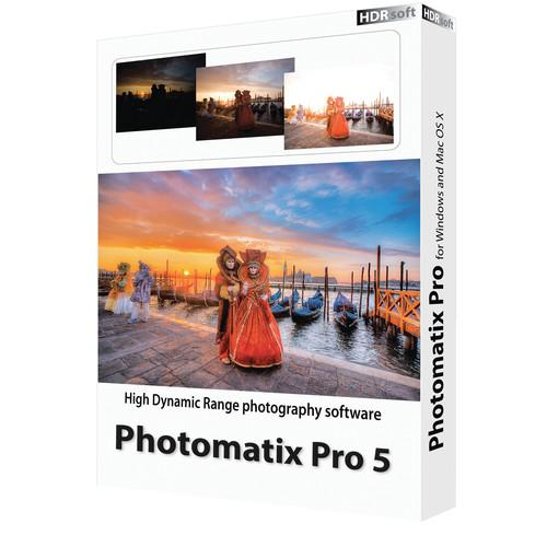 Hdrsoft  Photomatix Pro 5.0 (Download) PMP5WM