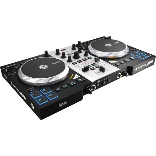 Hercules DJ Control AIR  S Series 2-Channel USB DJ 4780774