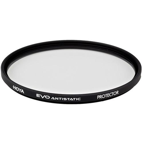 Hoya 58mm EVO Antistatic Protector Filter XEVA-58PROTEC
