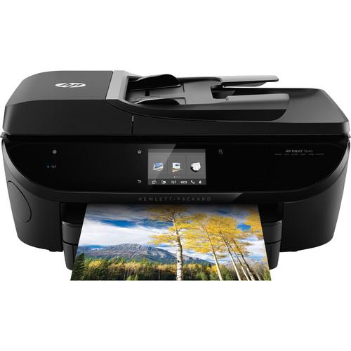 HP ENVY 7640 e-All-in-One Inkjet Printer E4W43A#B1H