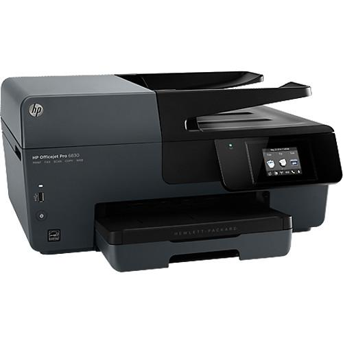 HP Officejet Pro 6830 e-All-in-One Printer E3E02A#B1H