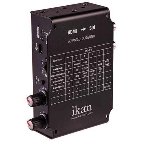 ikan  Advanced HDMI to SDI Converter IKC-AH2S