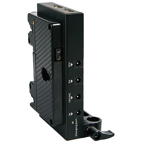 ikan  Power Dock with Gold-Mount IPD-A