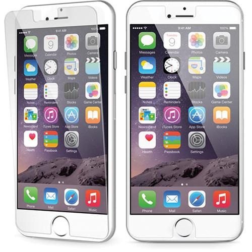 iLuv Tempered Glass Screen Protector for iPhone 6 AI6PTEMF