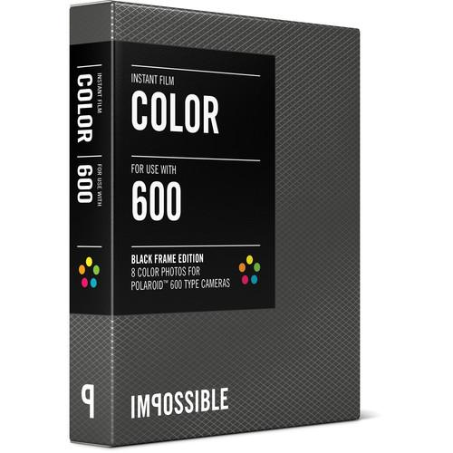 Impossible Color Instant Film for Polaroid 600 Cameras 3553