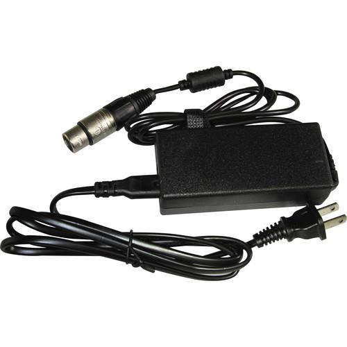 IndiPRO Tools 12V Power Supply with 4-Pin XLR Connection IP4PPS
