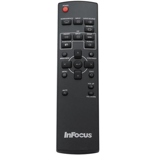 InFocus Remote Control for Mondopad or BigTouch HW-MP-REMOTE