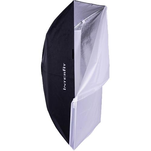 Interfit Foldable Rectangular Softbox with S-Type Adapter INT776